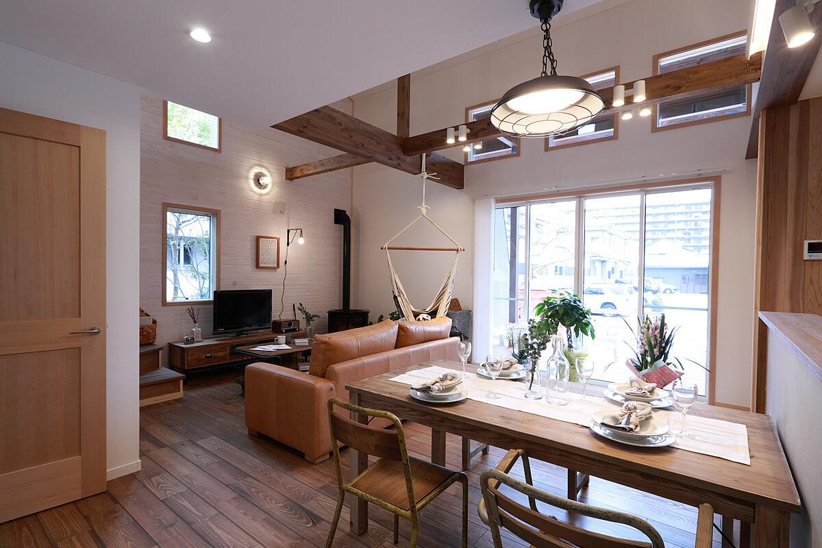 気持ちのいい木の家|愛知県安城市 暮らしのお店店舗情報