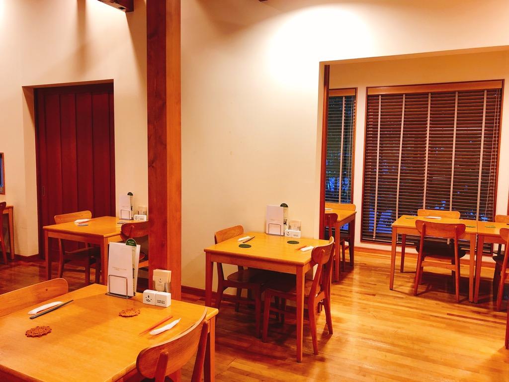 野菜がおいしいごはん|愛知県安城市 暮らしのお店店内の様子(`・ω・´)